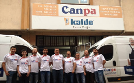 Firma 1999 Yılında Zonguldak Acılık caddesinde Canpa Pazarlama olarak Murat CANDAŞ tarafından kurulmuş olup şu anda Çınartepe Mahallesi Toptancılar sitesinde faaliyetini sürdürmektedir.