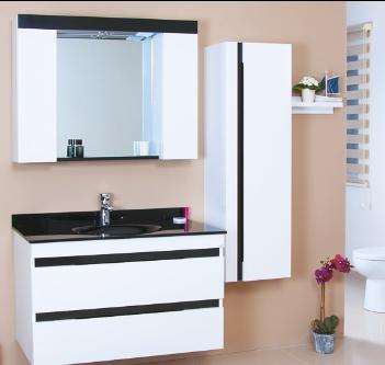 Ürün Özellikleri: MDF Üzeri Parlak Kaplama - Krom Spot - Anahtarlı Priz - Etajerli Ayna - Tam Açılım Frenli Çekmeceler - Cam Lavab - Boy Dolap Frenli Kapak