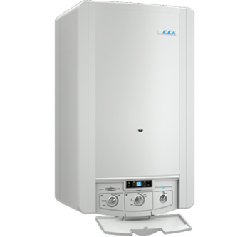 Kapasite: 23,4 kW - 20.124 kcal/h - 28 kW - 24.080 kcal/h Baca tipi: Hermetik Eşanjör: Çift eşanjörlü Ekran: LCD Yakıt tipi: Doğalgaz