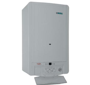 Kapasite: 24 kW - 20.640 kcal/h - 28 kW - 24.080 kcal/h Baca tipi: Bacalı / Hermetik Eşanjör: Bitermik / Çift eşanjörlü Ekran: Dijital Yakıt tipi: Doğalgaz / LPG