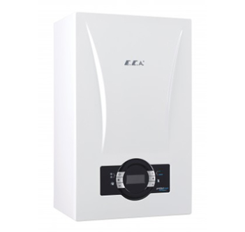 •Kapasite: 24 kW, Baca tipi: Hermetik, Ekran: LCD, Yakıt tipi: Doğalgaz / LPG
