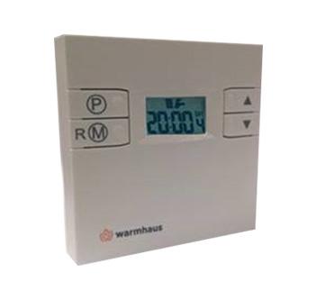 Kablolu, Program Saatli, Dijital Oda Termostatı